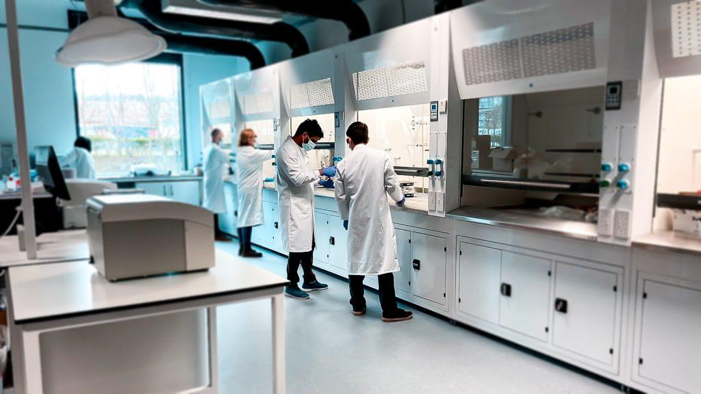 Quantum Science TechSpace 1 Lab